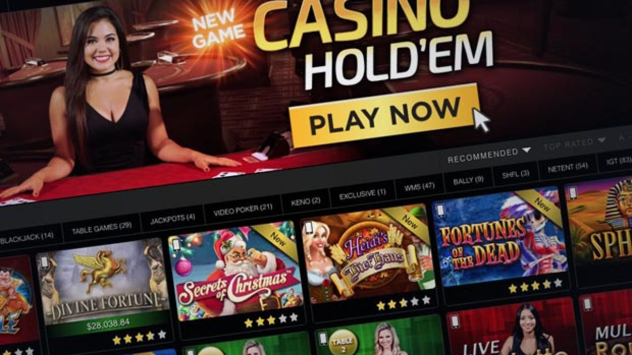 How To Teach Online Casino Better Than Anyone Else