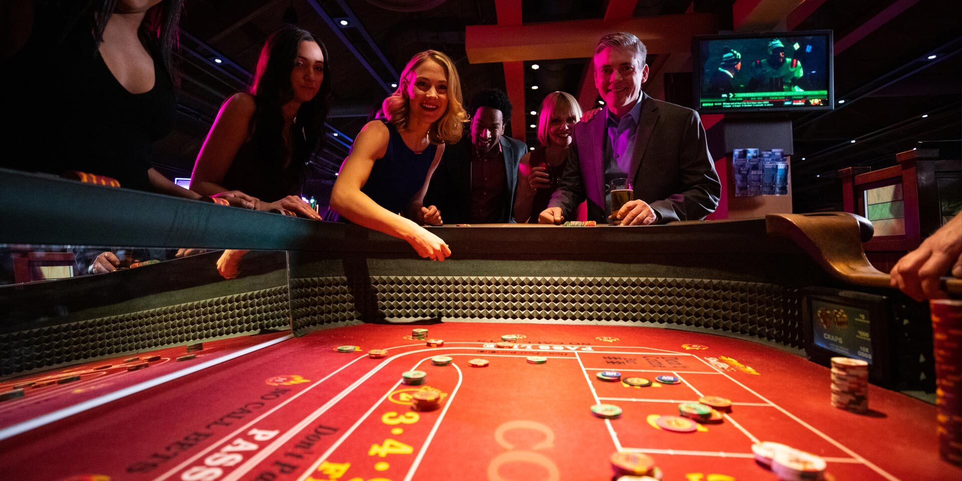 The most outstanding facilities in a reliable casino site will satisfy all customers